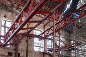 reparacion y refuerzo de estructuras en madrid